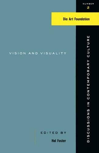 9781565844612: Vision and Visuality (Discussions in Contemporary Culture)