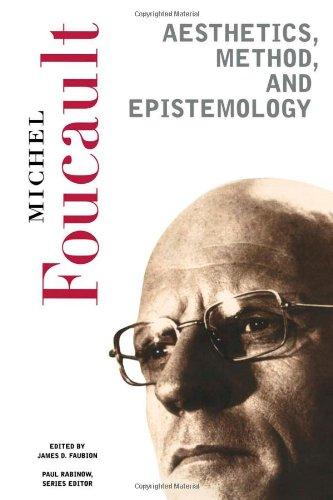 9781565845589: Aesthetics, Method, and Epistemology (Essential Works of Foucault, 1954-1984, Vol. 2)