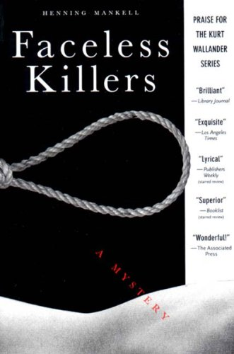 9781565846050: Faceless Killers: A Mystery (Kurt Wallander Mysteries)