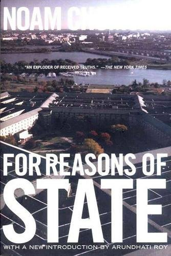 For Reasons of State: Chomsky, Noam