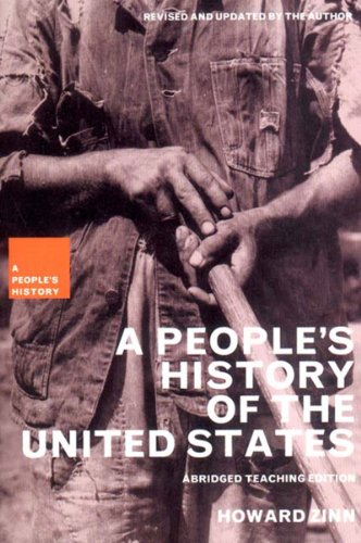 9781565848269: A People's History of the United States: Abridged Teaching Edition (New Press People's History)