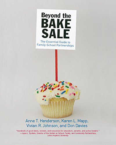 9781565848887: Beyond the Bake Sale: The Essential Guide to Family/school Partnerships