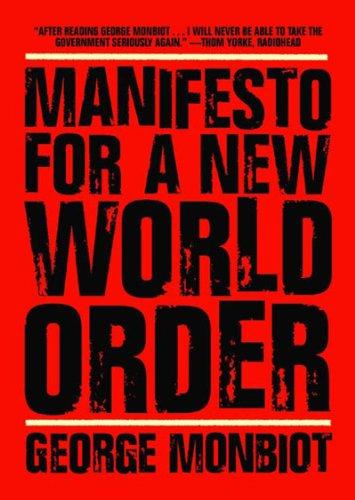 9781565849082: Manifesto for a New World Order