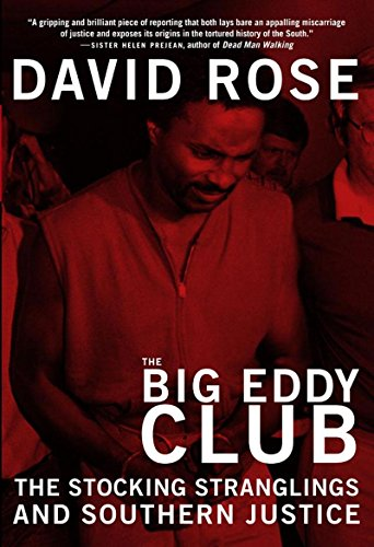 9781565849105: The Big Eddy Club: The Stocking Stranglings and Southern Justice