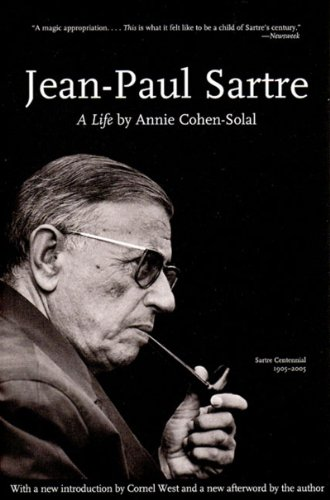 9781565849747: Jean-paul Sartre - A Life: Lives of the Left Series