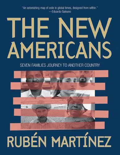 9781565849983: The New Americans: Seven Families Journey to Another Country
