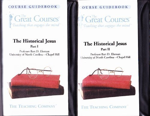 9781565851757: The Historical Jesus (The Great Courses, 1 and 2)