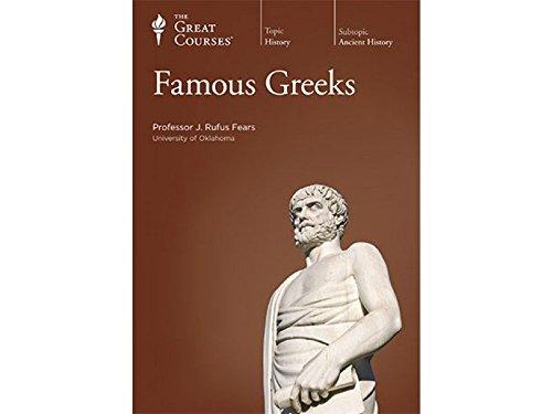 9781565853256: Famous Greeks