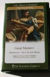 9781565853805: Great Masters: Beethoven - His Life and Music