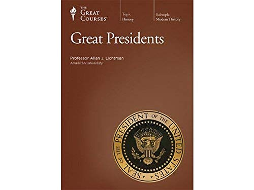 9781565853874: The Great Courses: Great Presidents