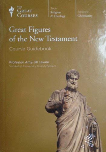 9781565855434: Great Figures of the New Testament