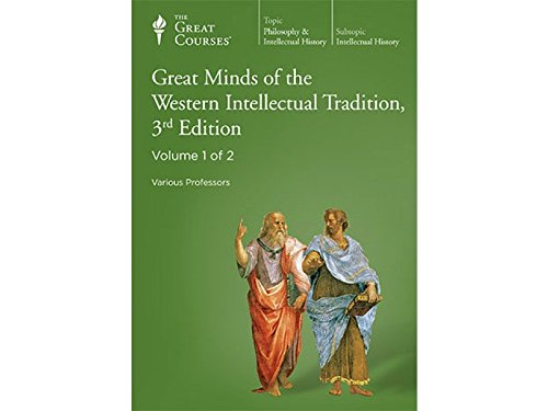 The Great Courses: Great Minds of the