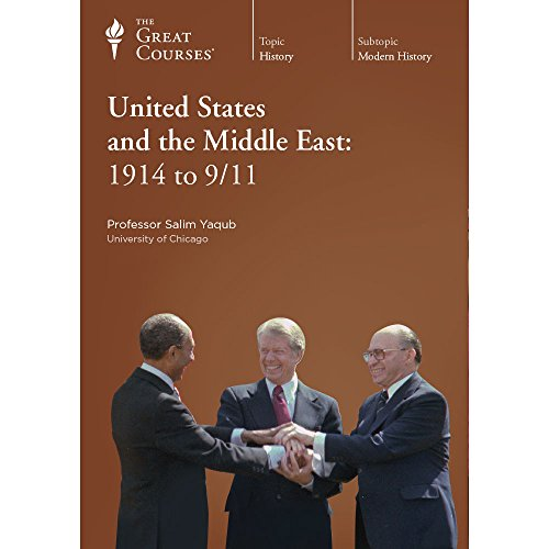 9781565856707: The United States and the Middle East: 1914 to 9/11