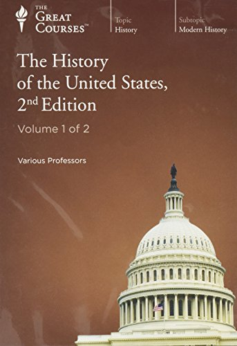 9781565857636: The History of the United States, 2nd Edition