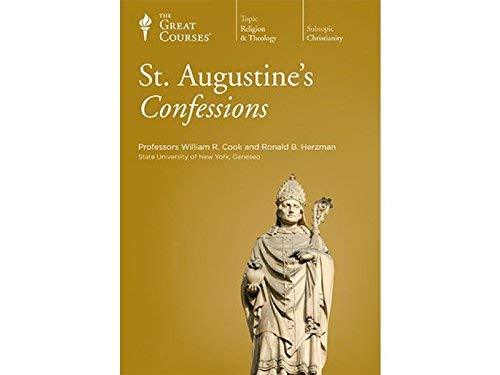 St. Augustine's Confessions Course Guidebook, Parts 1 & 2