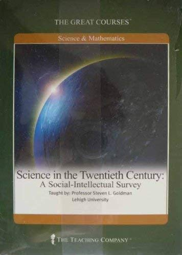 The Great Courses: Science in the Twentieth: Lehigh University Professor