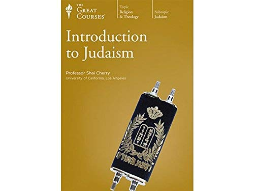 9781565859241: The Great Courses: Introduction to Judaism