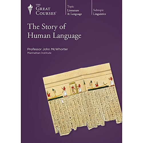 9781565859487: The Story of Human Language