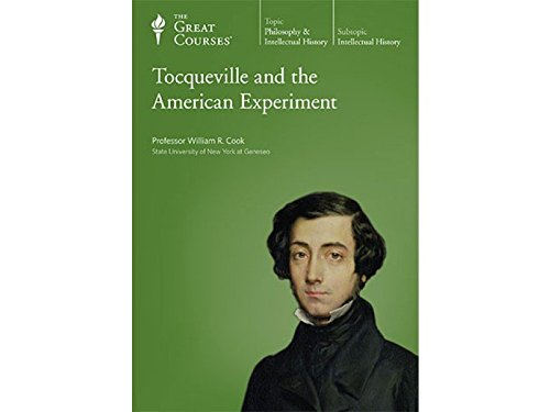 9781565859524: Tocqueville and the American Experiment