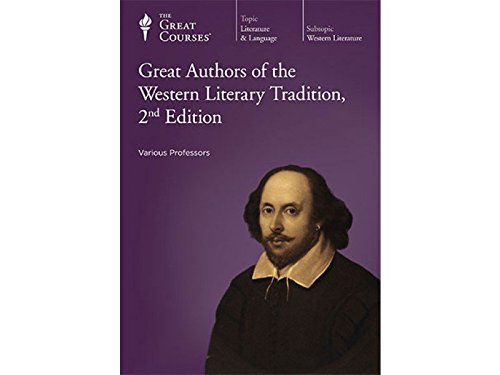 Great Authors of the Western Literary Tradition, 2nd.ed.: James A. W. Heffernan, Thomas F. X. Noble...
