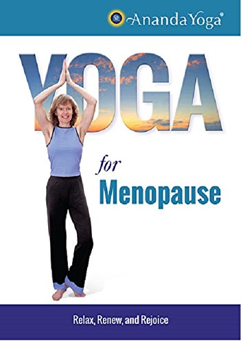 9781565891838: Yoga for Menopause DVD