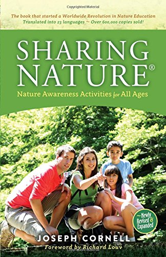 9781565892873: Sharing Nature: Nature Awareness Activities for All Ages