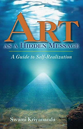 9781565897410: Art as a Hidden Message: Guide to Self-Realisation