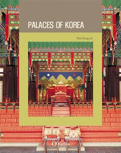 9781565912250: Palaces of Korea (Korean Culture Series)