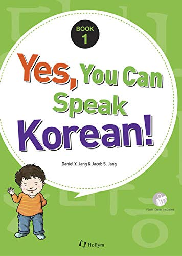 9781565912359: Yes, You Can Speak Korean! 1 (book 1 With Flashcards)