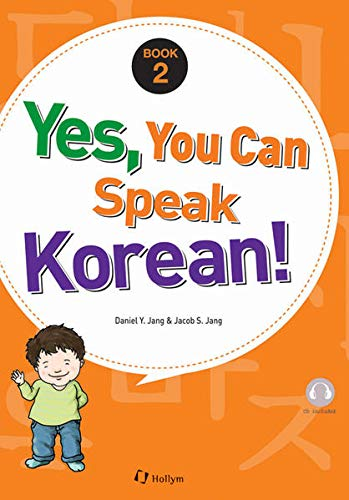 9781565912366: Yes, You Can Speak Korean!: Book 2 (Korean Edition)