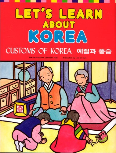 9781565912908: Let's Learn About Korea