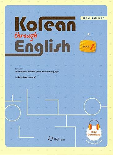 Korean Through English: Book One (National Institute of the Korean Language): Lee, Sang-Oak