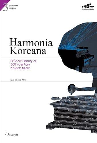 9781565913257: Harmonia Koreana (Contemporary Korean Arts Series #3)