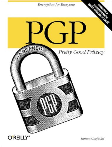PGP: Pretty Good Privacy 9781565920989 Use of the Internet is expanding beyond anyone's expectations. As corporations, government offices, and ordinary citizens begin to rely on the information highway to conduct business, they are realizing how important it is to protect their communications -- both to keep them a secret from prying eyes and to ensure that they are not altered during transmission. Encryption, which until recently was an esoteric field of interest only to spies, the military, and a few academics, provides a mechanism for doing this.PGP, which stands for Pretty Good Privacy, is a free and widely available encryption program that lets you protect files and electronic mail. Written by Phil Zimmermann and released in 1991, PGP works on virtually every platform and has become very popular both in the U.S. and abroad. Because it uses state-of-the-art public key cryptography, PGP can be used to authenticate messages, as well as keep them secret. With PGP, you can digitally  sign  a message when you send it. By checking the digital signature at the other end, the recipient can be sure that the message was not changed during transmission and that the message actually came from you.PGP offers a popular alternative to U.S. government initiatives like the Clipper Chip because, unlike Clipper, it does not allow the government or any other outside agency access to your secret keys.PGP: Pretty Good Privacy by Simson Garfinkel is both a readable technical user's guide and a fascinating behind-the-scenes look at cryptography and privacy. Part I,  PGP Overview,  introduces PGP and the cryptography that underlies it. Part II,  Cryptography History and Policy,  describes the history of PGP -- its personalities, legal battles, and other intrigues; it also provides background on the battles over public key cryptography patents and the U.S. government export restrictions, and other aspects of the ongoing public debates about privacy and free speech. Part III,  Using PGP,  describes how to use ...