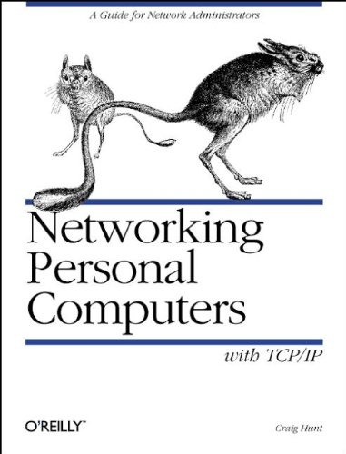 9781565921238: Networking Personal Computers with TCP/IP (en anglais)