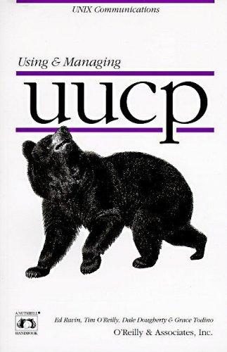 9781565921535: Using & Managing UUCP (Nutshell Handbooks)