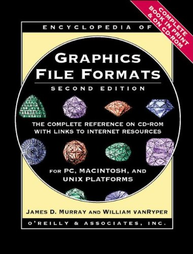9781565921610: Encyclopedia of Graphics File Formats: The Complete Reference on CD-ROM with Links to Internet Resources