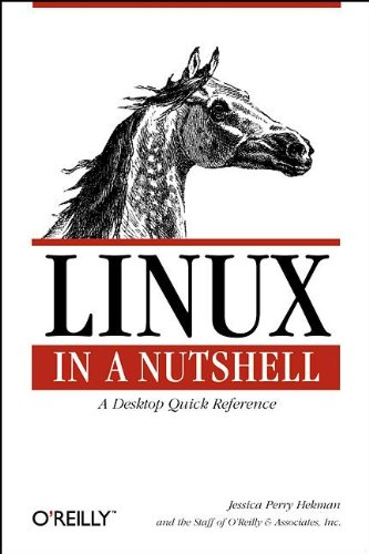 9781565921672: Linux in a Nutshell
