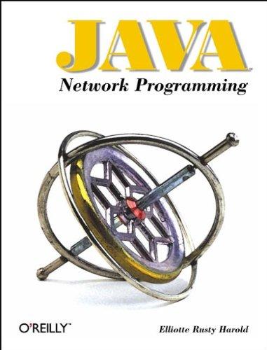9781565922273: Java Network Programming