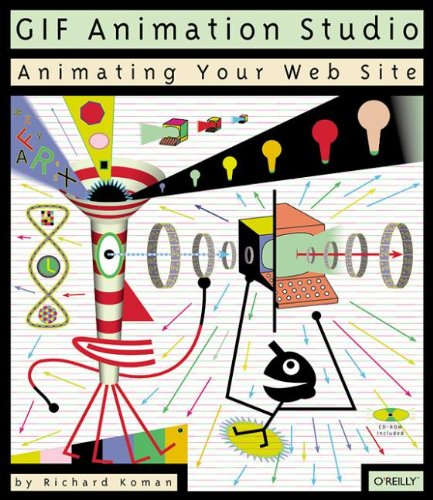 9781565922303: GIF ANIMATION STUDIO. Animating your web site, CD-ROM included
