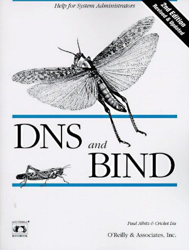 Stock image for DNS and BIND for sale by Better World Books