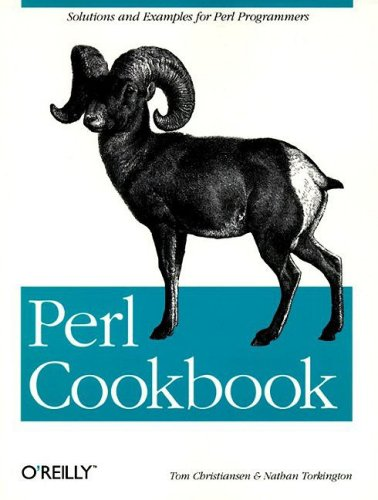 9781565922433: Perl Cookbook: Tips and Tricks for Perl Programmers