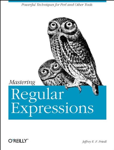 9781565922570: Mastering Regular Expressions: Powerful Techniques for Perl and Other Tools (Nutshell Handbooks)