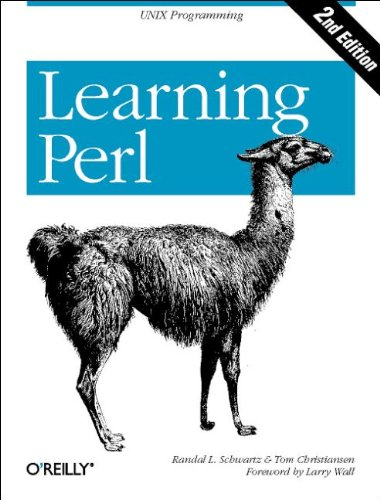 9781565922846: Learning Perl (A Nutshell handbook)