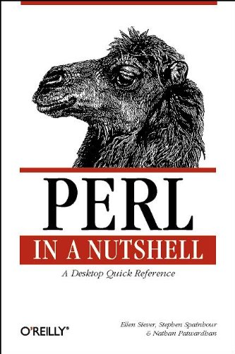 9781565922860: Perl in a Nutshell
