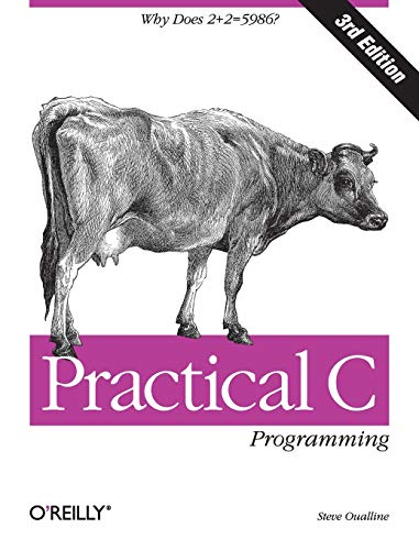 9781565923065: Practical C Programming (A Nutshell handbook)