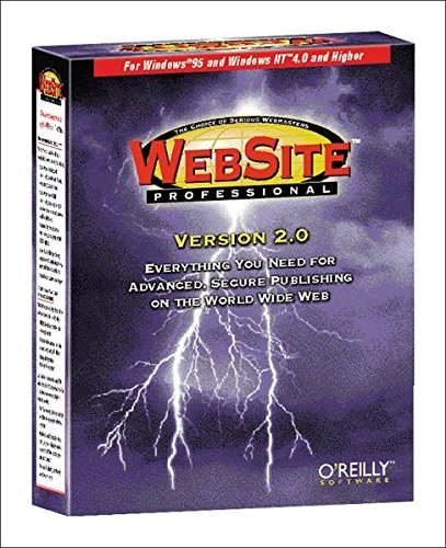 9781565923270: Website Professional V2.0