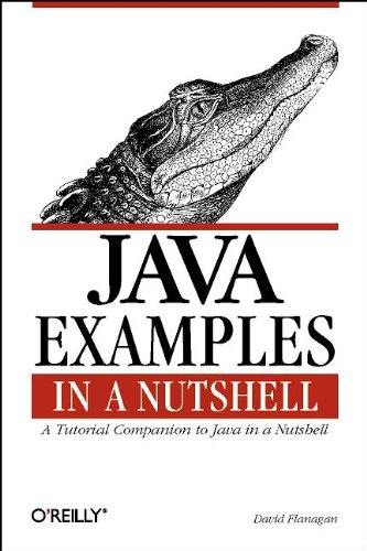 9781565923713: Java Examples in a Nutshell: A Companion Volume to Java in a Nutshell (A nutshell handbook)