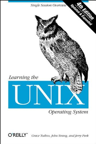 9781565923904: Learning the UNIX Operating System (In a Nutshell)