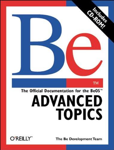 9781565923966: Be Advanced Topics